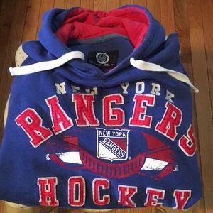 New York rangers hockey NHL hoodie